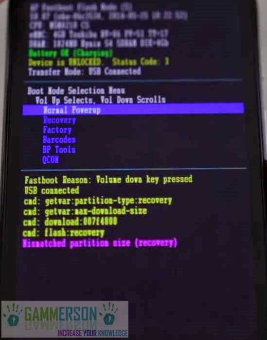 Flash Stock Recovery Of Moto E 2nd gen 3G Model 2015