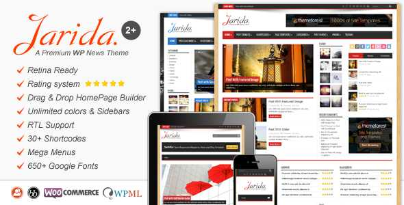 download-jarida-template-for-blogger