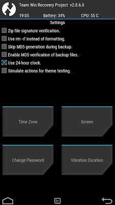 how-to-set-password-in-twrp-steps