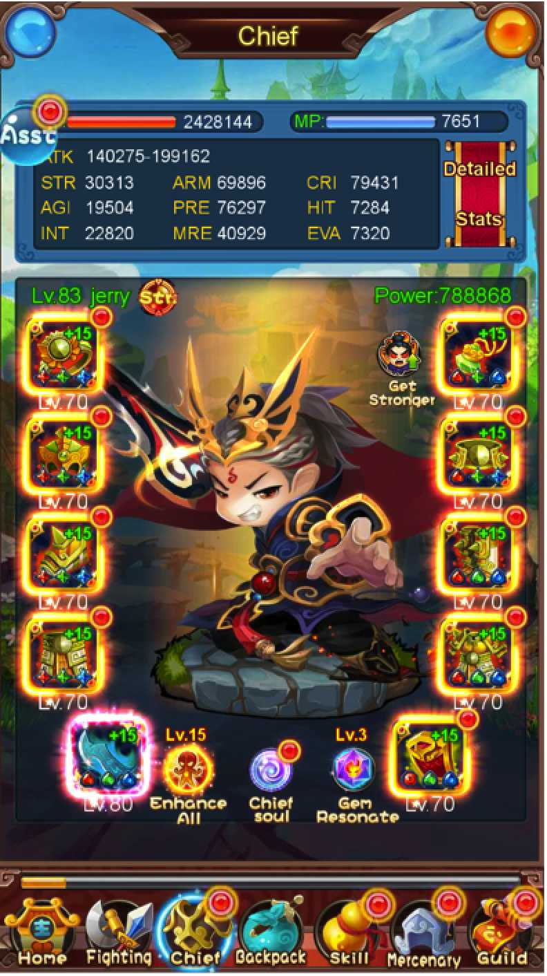 Download Moe Kingdoms-built-in mod apk