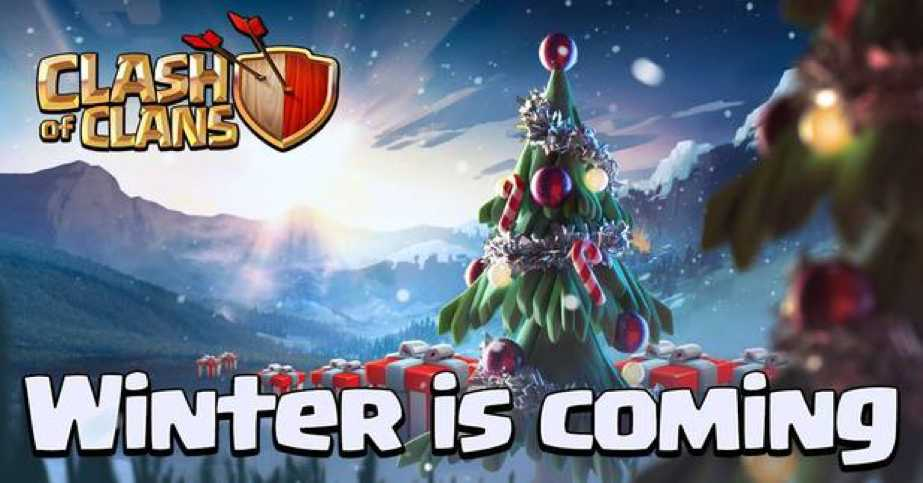 clash of clasn december update