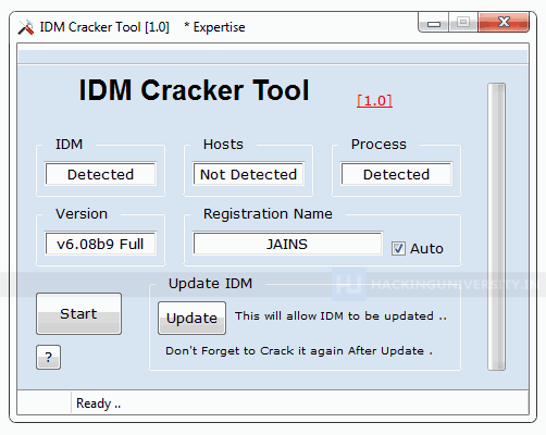 how to  idm crack version for
