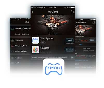 How to run Xmodgames on Samsung Without changing Kernel