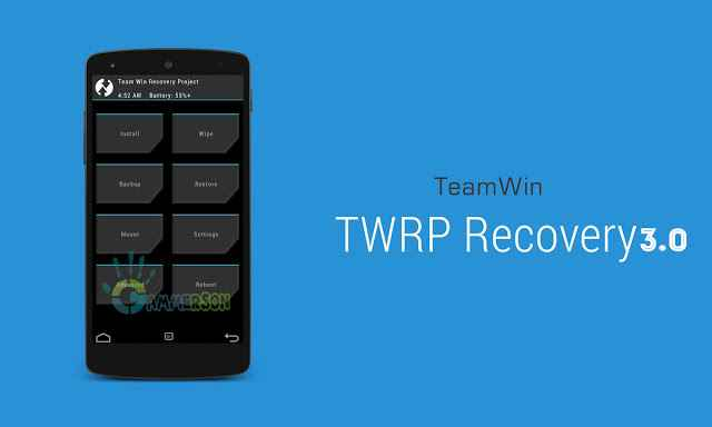How To] Install TWRP Recovery in Xiaomi Mi 3, Mi 4 without PC