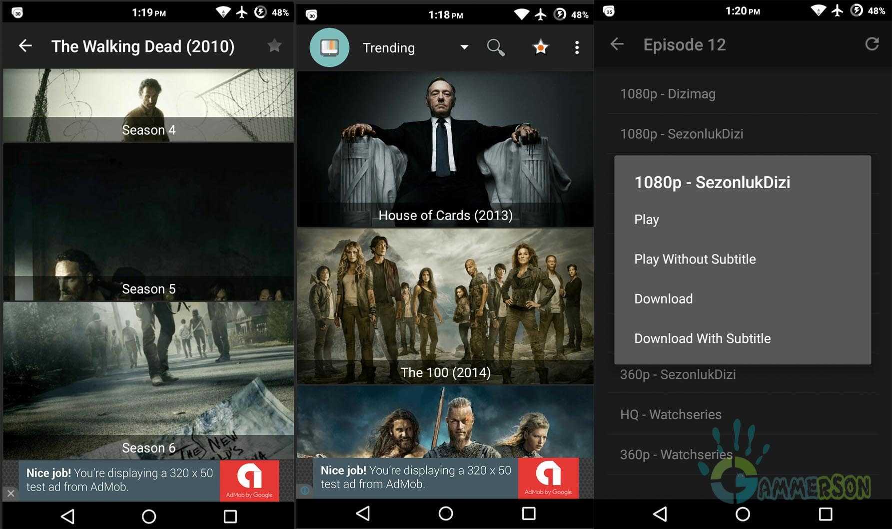 Showbox For Tablet >> [APK] Download Terrarium app Best alternative of Showbox