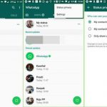 "How to Disable/Remove the new ""WhatsApp Status"" feature"