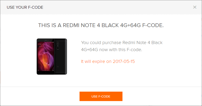 How To Use Xiaomi F-codes