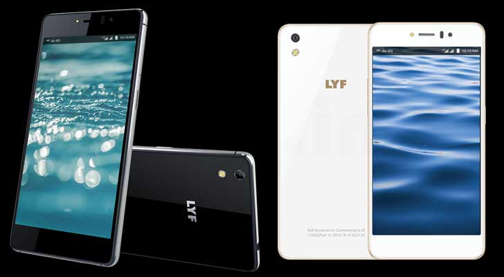 Install TWRP Recovery and Root LYF Water 8