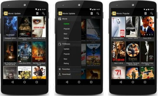 Download Showbox v4.93 Apk for Android