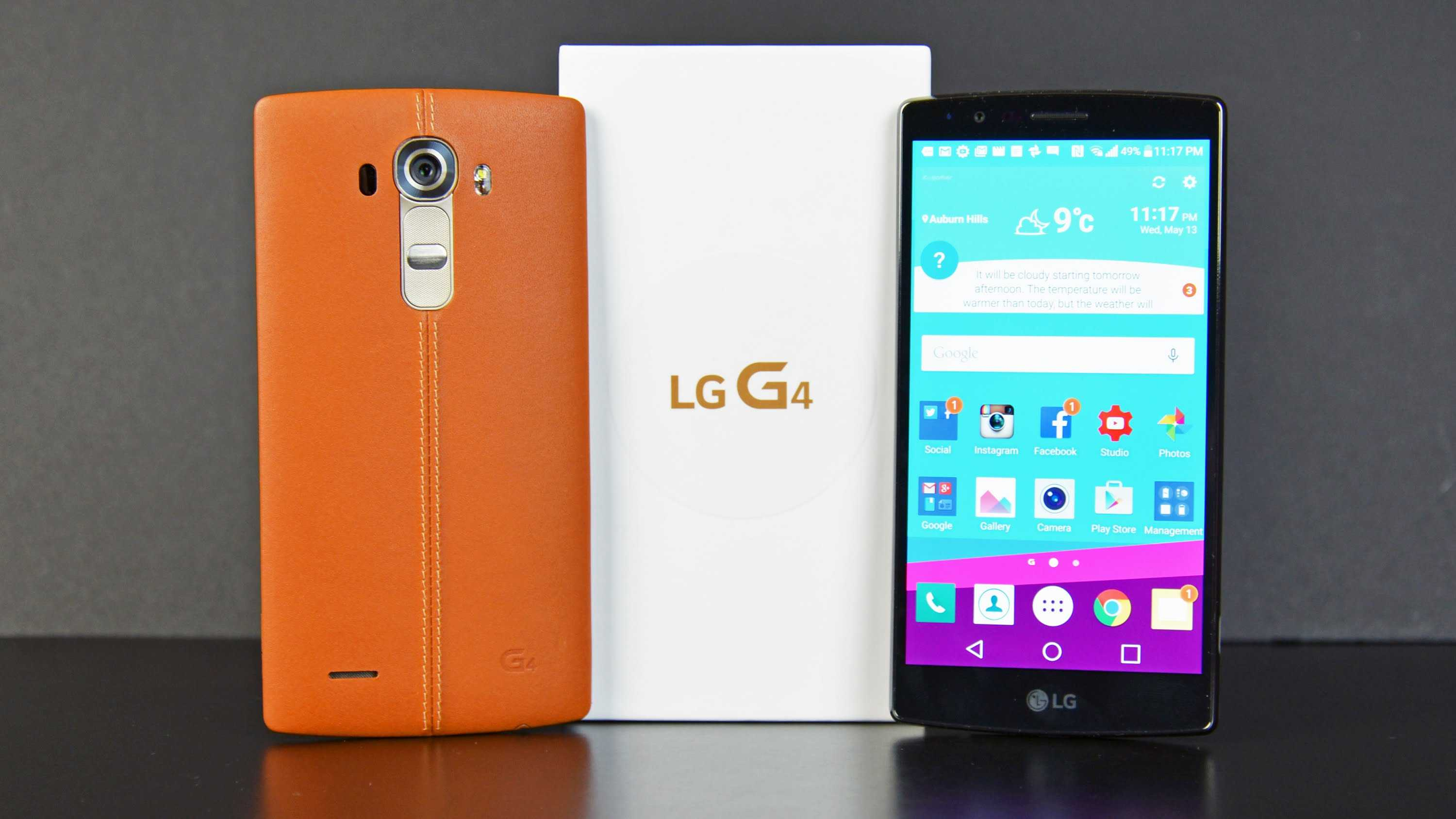 Update] Download Android 7 1 Nougat Update for LG G4 (F500K