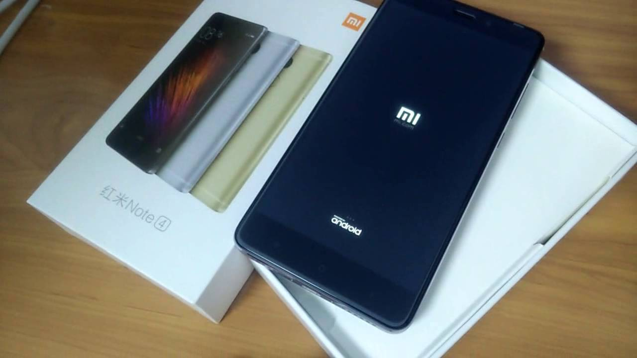 Download MIUI 9 China Rom For Redmi Note 4