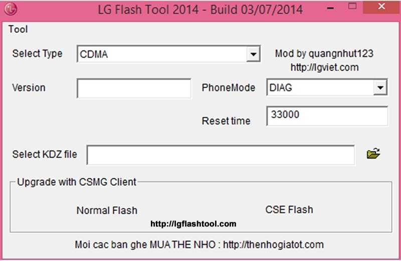 Latest} Download LG Flash Tool (LGUP Tool)