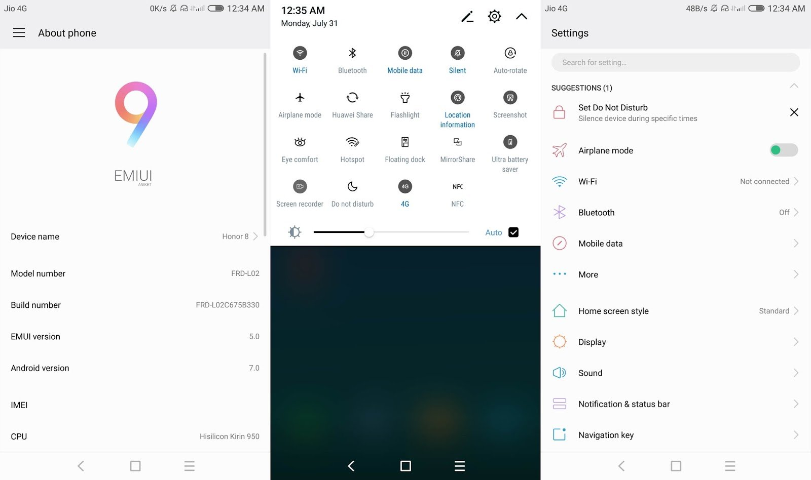 Download MIUI 9 Theme For EMUI 5 0 Devices Without Root
