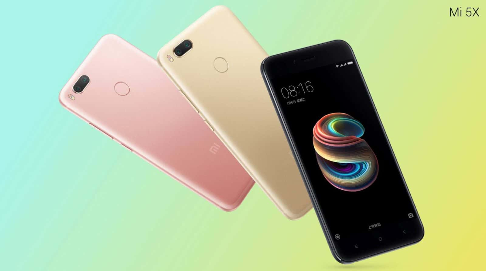 Install TWRP and Root Xiaomi Mi 5X