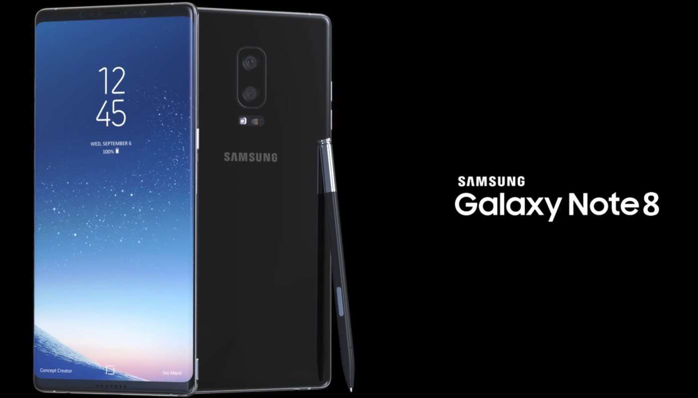 Samsung Galaxy Note 8 ROM For Galaxy S8 Plus
