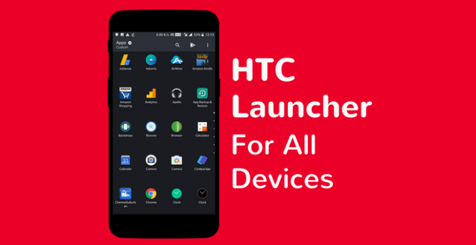 APK] Download HTC Launcher for all Android Devices