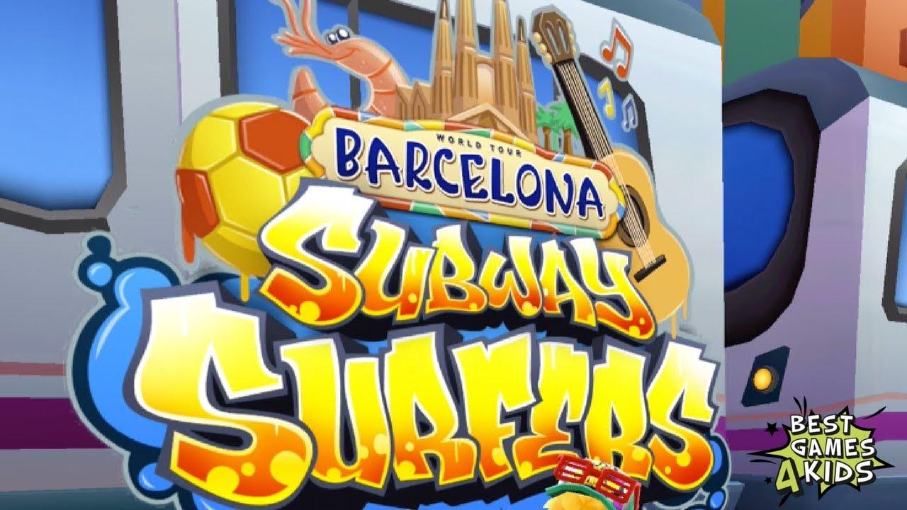 Download Subway Surfers 1.76.0 Barcelona moddedDownload Subway Surfers 1.76.0 Barcelona modded