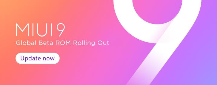 Download Xiaomi MIUI 9 beta ROM 7.9.21