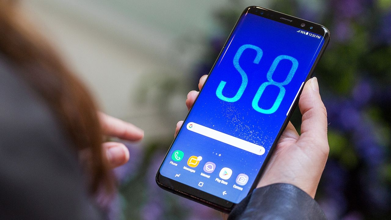 Install Oreo Update In Galaxy S8 Plus Officially