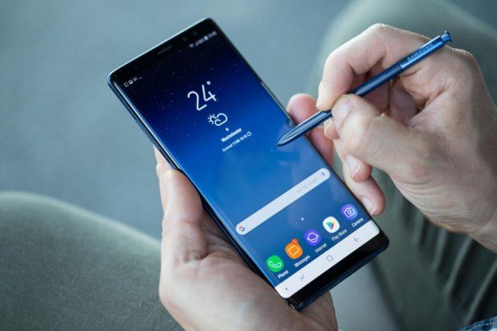 Custom ROMs for Samsung Galaxy Note 8