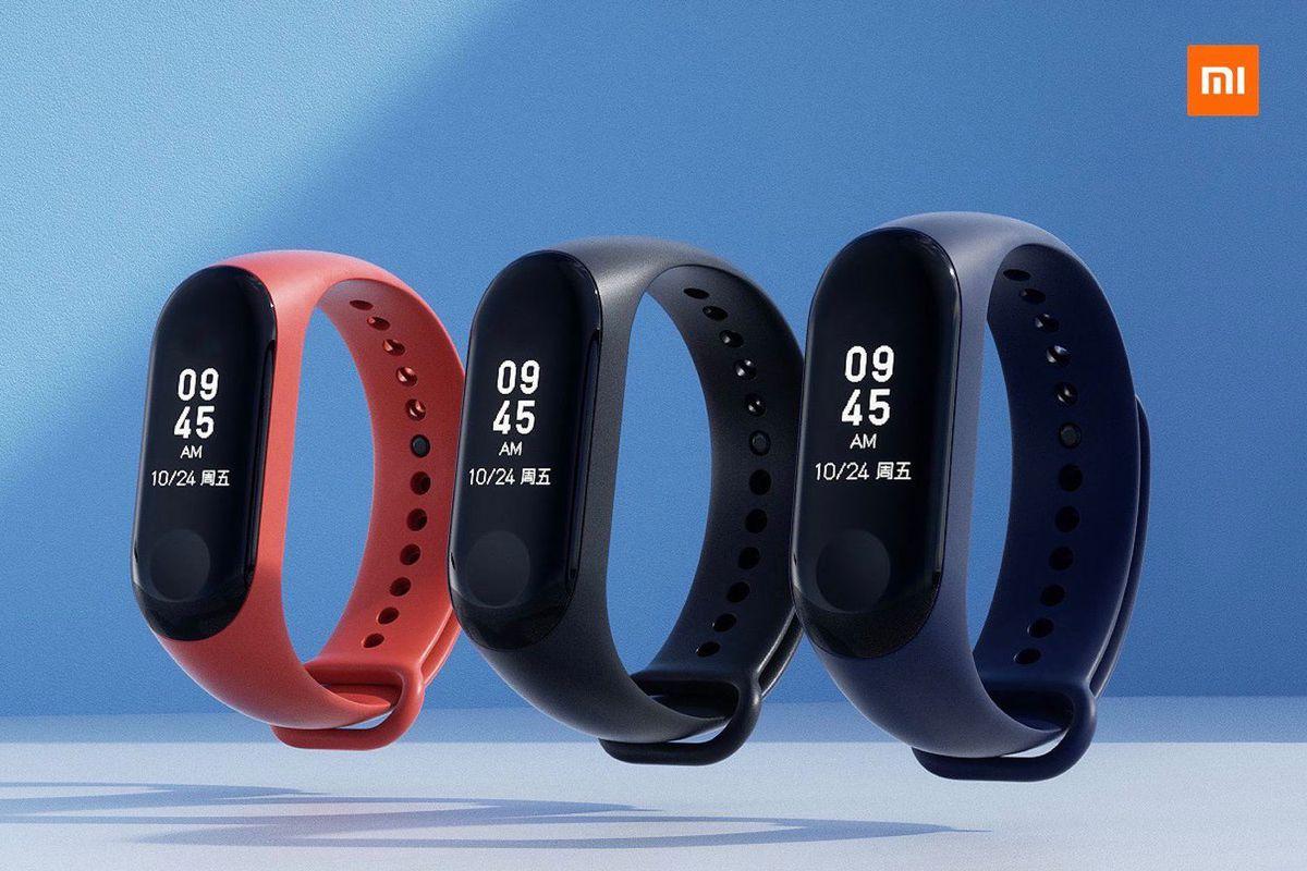Xiaomi Band 3 Launch Date India