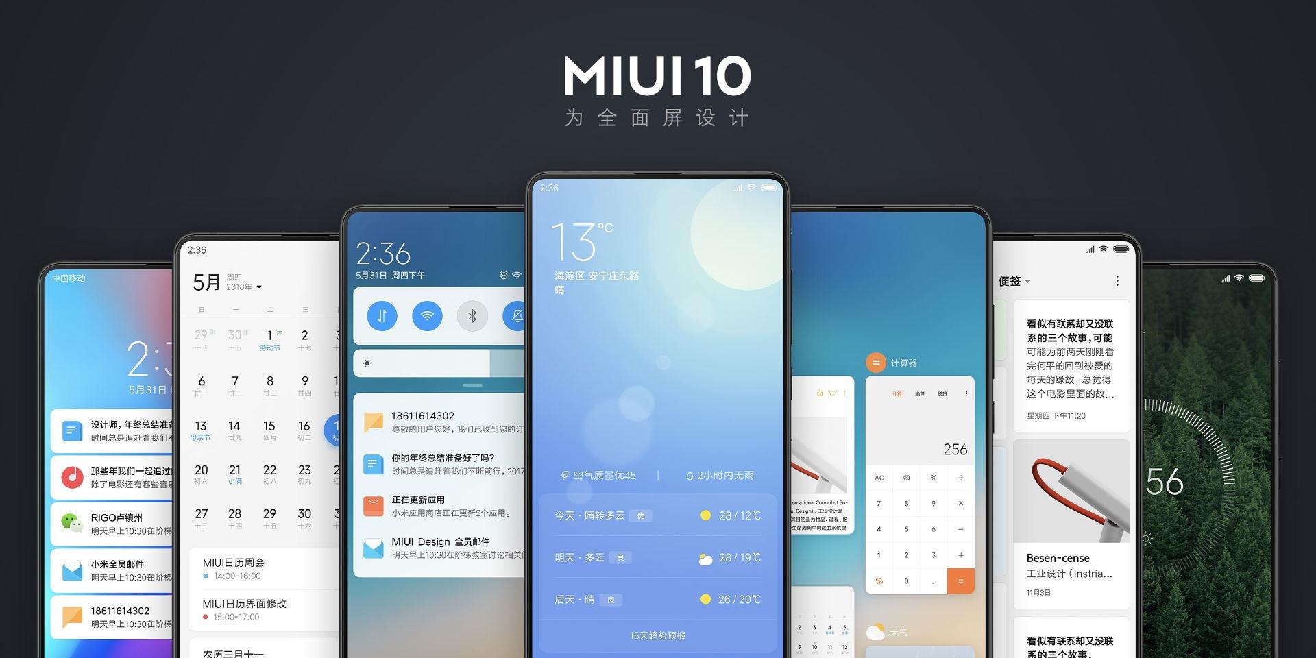 Install MIUI 10 on Any Xiaomi Device