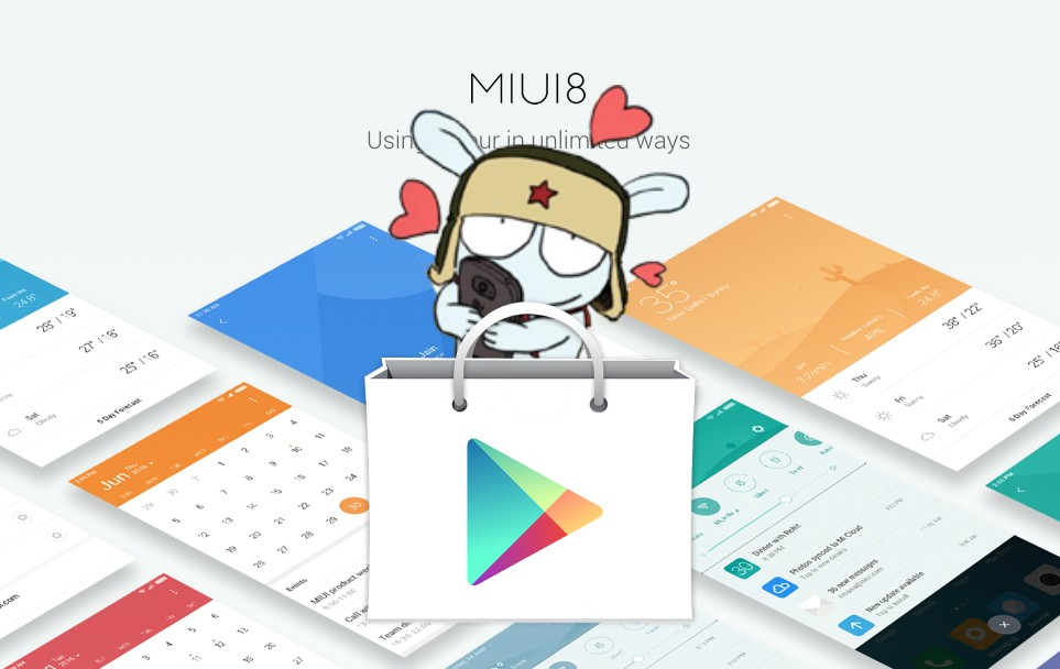 APK] Download and Install Google Play Store on MIUI 10